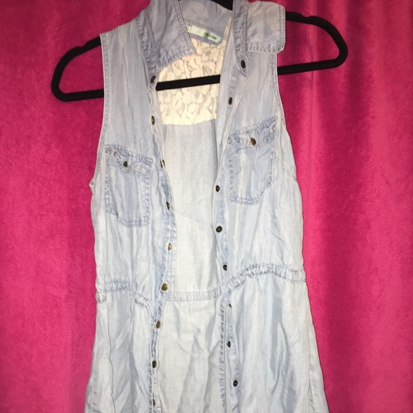 Maurices Tops - Button down dress